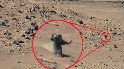 Tàu của NASA chụp được hình ảnh người trên sao Hỏa?