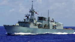 Khủng hoảng tại Ukraine: Canada đưa tàu chiến vào Biển Đen