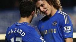 "Mourinho chuẩn bị ""tống cổ"" Hazard và David Luiz"