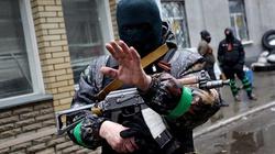 Lính nước ngoài, chiến binh cực hữu tham gia tái chiếm Slavyansk, Đông Ukraine