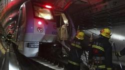 Hàn Quốc: Sau chìm phà, 2 tàu điện ngầm đâm nhau tại Seoul