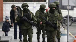 Dân Crimea muốn cứu viện quân tự vệ miền đông Ukraine