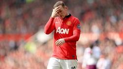 """ĐT Anh """"thở phào"""" với chấn thương của Rooney"""