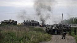 Phái viên OSCE vừa đi, thêm 15 người thiệt mạng ở Slavyansk