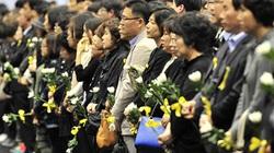 Phát hiện thêm 8 thi thể trong chiếc phà chìm Sewol