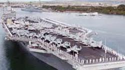 Mỹ bỏ 2,6 tỷ USD bảo dưỡng tàu sân bay hạt nhân