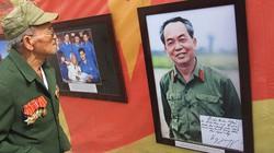Triển lãm ảnh Điện Biên Phủ bên mộ Đại tướng Võ NguyênGiáp