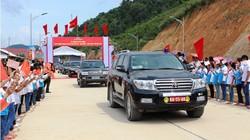 Thông xe đường vành đai Điện Biên
