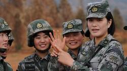 Lộ diện đơn vị bộ binh toàn nữ của Trung Quốc