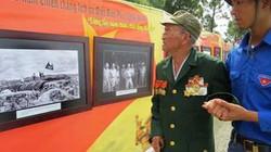 Triển lãm ảnh chiến dịch Điện Biên Phủ tại khu mộ Đại tướng