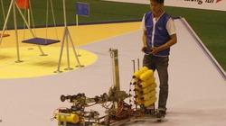 32 đội dự chung kết Cuộc thi sáng tạo robot Việt Nam 2014