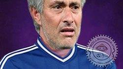 """Cư dân mạng chế ảnh """"đá đểu"""" Mourinho"""