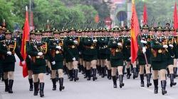 Toàn cảnh tổng duyệt diễu binh Điện Biên Phủ