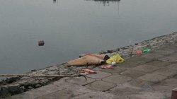 Phát hiện thi thể nam giới nổi trên hồ Giảng Võ