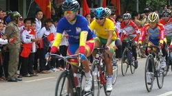 """Cuộc đua xe đạp """"Về Điện Biên Phủ 2014"""": Động lực từ  hào khí dân tộc"""