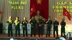 Gia Lai: Tri ân cựu chiến binh chiến dịch Điện Biên Phủ
