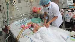 Gần 100.000 trẻ em Hà Nội có nguy cơ mắc sởi