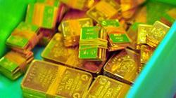 Vàng giảm 90.000 đồng/lượng trong ngày