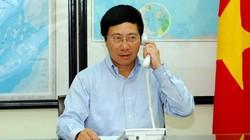 Việc Trung Quốc đưa giàn khoan vào vùng biển Việt Nam là bất hợp pháp