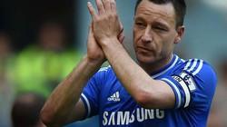 """Chelsea """"trói chân"""" John Terry thêm 1 năm"""