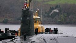 Hải quân Anh lần đầu cho phụ nữ làm việc trong tàu ngầm
