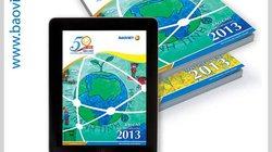 Bảo Việt chính thức phát hành Báo cáo thường niên 2013