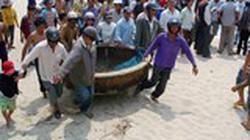 Bến Tre: Chìm ghe, 4 người chết