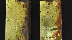 Kho vàng 1,3 triệu USD dưới đáy biển Mỹ