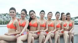 Dàn thí sinh Người đẹp Hạ Long gợi cảm, sexy với bikini