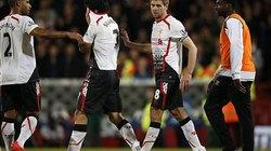 Bị Crystal Palace cầm hòa, Liverpool vỡ mộng vô địch
