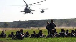 Quân đội Ukraine bắt đầu tấn công vào Slavyansk, tỉnh Donesk