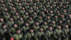 """Điểm danh những vũ khí """"khủng"""" tham gia duyệt binh tại Quảng trường Đỏ"""