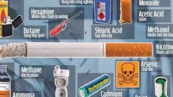 Trong thuốc lá có cả chất diệt chuột?