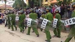 Phú Thọ: Phó Công an huyện bị hàng trăm người 'giam lỏng'