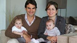 Nhà Federer chính thức đón cặp song sinh thứ 2