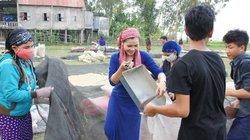 Đổi thay ở làng Chăm Vĩnh Hanh