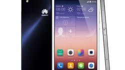 Chính thức ra mắt Huawei Ascend P7