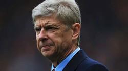 "HLV Wenger lại khiến Arsenal ""lo sốt vó"""