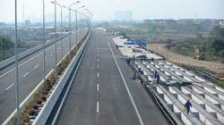 Cao tốc TPHCM - Long Thành - Dầu Giây vừa thông xe đã lún