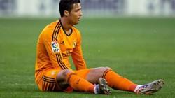 """Real """"sốt vó"""" với chấn thương của Ronaldo"""
