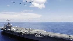 """Iran lộ """"bí quyết"""" đánh chìm tàu sân bay Mỹ sau 50 giây?"""