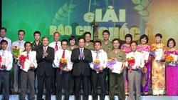 Số lượng tác phẩm dự thi Giải báo chí quốc gia 2013 tăng vọt