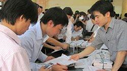 Nộp hồ sơ đăng ký dự thi ĐH, CĐ 2014: Học sinh đã cẩn trọng