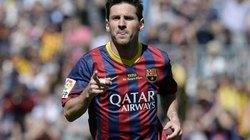 Messi đập tan tin đồn gia nhập Man City