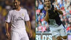 """Vì Suarez, Real biến Benzema thành """"vật tế thần"""""""