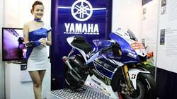 Yamaha khoe xe đua M1 giá 20 tỷ đồng tại Việt Nam