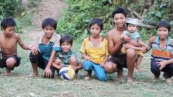 Đôi vợ chồng 7X ở Quảng Nam sinh 14 đứa con