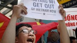 BBC, AP, AFP... đồng loạt phản ánh hoạt động biểu tình  phản đối Trung Quốc tại Việt Nam