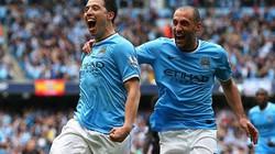 Man City chính thức vô địch Premier League