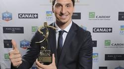 Ibrahimovic lần thứ 2 đoạt giải Cầu thủ xuất sắc nhất Ligue 1